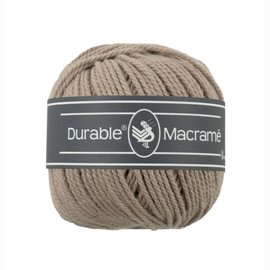 Durable Durable Macrame 340 taupe bad 4044