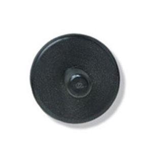 Berenschijf -scharnieren- 3cm zwart