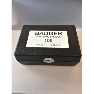Airbrush BADGER Aéro.  PATRIOT Box