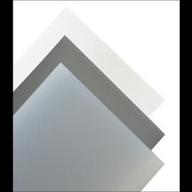 PVC mat Ribbel 1.30mm 194x320mm