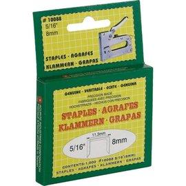 Nietjes 8 mm, voor handtacker 582015. Doosje van 1.000 st