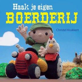 Christel Krukkert Forte Boek Haak je eigen boerderij (NL)