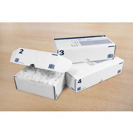 Postpakketdoos 5, 430x300x90mm bedrukt