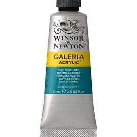 Winsor&Newton Winsor&Newton, Galeria Acrylic, Deep Turquoise, 60ml