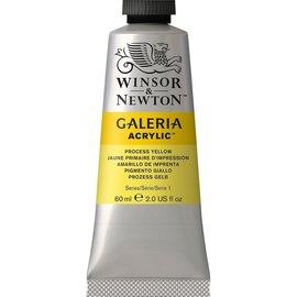 Winsor&Newton Winsor&Newton, Galeria Acrylic, Precess Yellow, 60ml