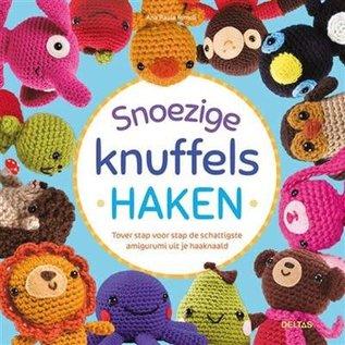 Boek Snoezige knuffels haken