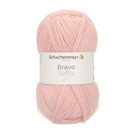 Schachenmayr SMC Bravo Softy 50g 08379 licht roze bad 218888