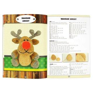 Boek Kerst Haken Anja Toonen