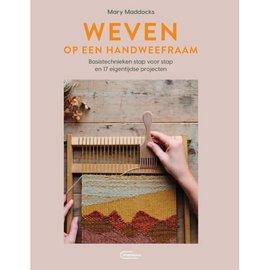Boek Weven op een handweefraam