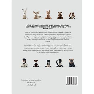 Boek Gehaakte dieren