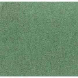 Vilt Pastel groen/blauw 30,5x30,5cm PER VEL