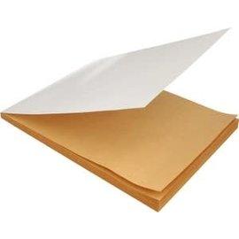 Blok papier A4 80g/²m Kraft 100 pag.