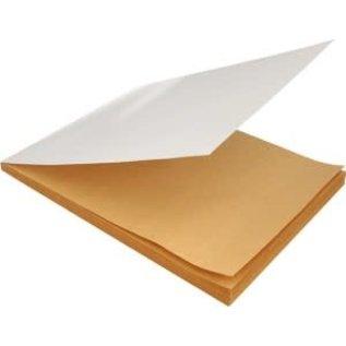 Blok papier A5 80g/²m Kraft 100 pag.