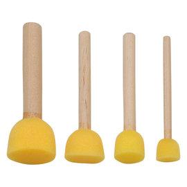 all-round foam brush set