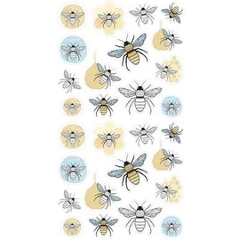 Stickers Bijtjes Ca. 1-2,5cm