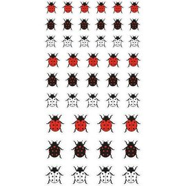 Stickers Lieveheerbeestjes
