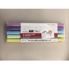 Tombow Set ABT PRO Pastel Colours