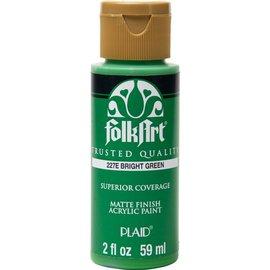 FolkArt FolkArt 227 Bright Green
