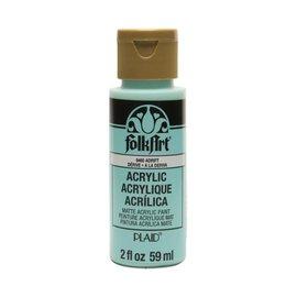 FolkArt FolkArt Acrylic Colors 59ml Silver Marlin Adrift