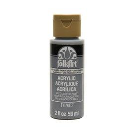 FolkArt FolkArt Acrylic Colors 59ml Classic French Grey