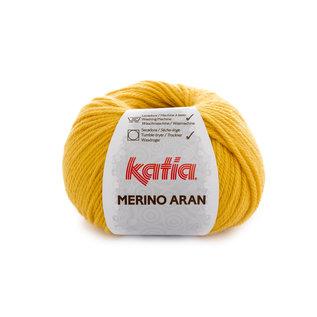 Katia MERINO ARAN 80 geel bad 40051