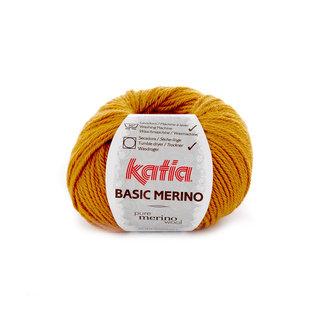 Katia BASIC MERINO 71 Oker bad 40320A