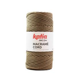Katia Macrame Cord 105 bruin bad 39858