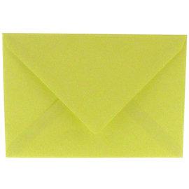 envelop Original 156x220mm  zachtgroen 105 grams 6st.