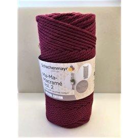 Schachenmayr SMC Ma-Ma-Macrame 500g 00032 Bordeaux bad 107