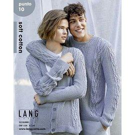 Lang Yarns Lang Punto 10 Soft Cotton
