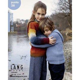Lang Yarns Lang Boek Punto nr.28 KIDS