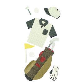 Rayher Stickers Golf