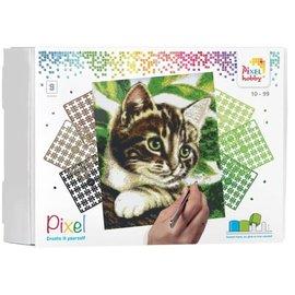 PixelHobby Pixel kit Kitten | 9 basisplaten