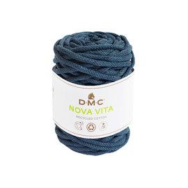 DMC DMC Nova Vita 250g 076 Jeans blauw Recycled Cotton bad 114
