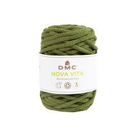 DMC DMC Nova Vita 250g 083 donker groen Recycled Cotton bad 110