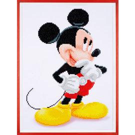 """Disney Diamond Painting Kit Disney """"Mickey Mouse"""""""