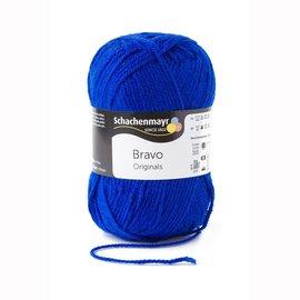 Schachenmayr Bravo 50gr 8211 Blauw bad 634295