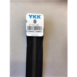 YKK RITS METAAL 5 BRONS FANTASIE T 300 580