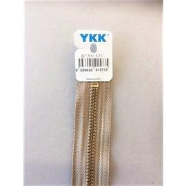 YKK JEANSRITS KOPER DB B 200 573
