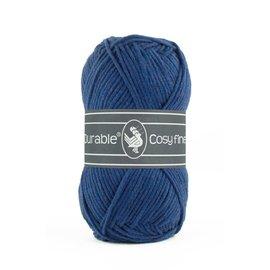 Durable Durable Cosy Fine 50 gram 370 blauw bad 3803