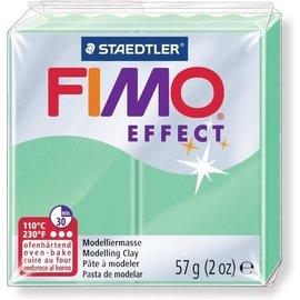Fimo FIMO Effect Boetseerklei 57g. groen jade