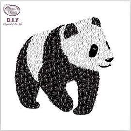 Diamond Painting - Crystal Stickers Panda