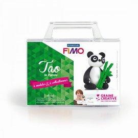 """Fimo Fimo set  """"Tao de Panda"""""""