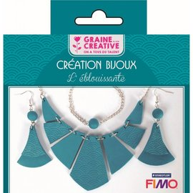 """Fimo """"MARVELLOUS"""" CREATING YOUR OWN JEWELS KIT"""