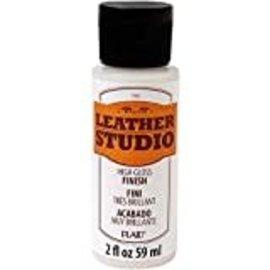 Leather Studio Paint 59ml wit