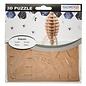 3D-puzzel rakket