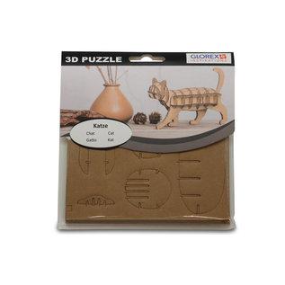 3D-puzzel kat