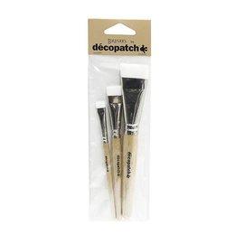 Decopatch Penseelset nylon Decopatch