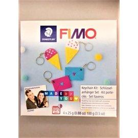 Fimo Fimo DIY set sleutelhangers