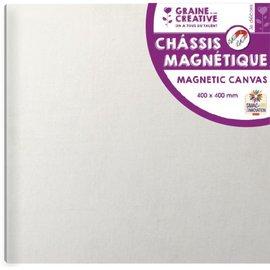 Canvas Magnetisch 400x400x12mm